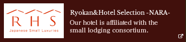 Ryokan&Hotel Selection -NARA-